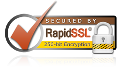 Secured by SSL certificate