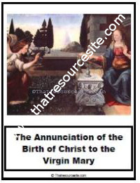 LIFE OF CHRIST TIMELINE FOR CHILDREN ACTIVITY