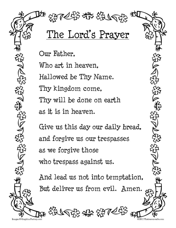 It is a photo of Luscious Printable Catholic Prayers