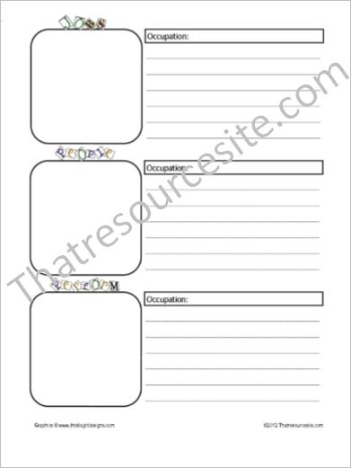 Jobs and Careers Notebooking Set