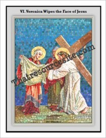 Stations of the Cross Poster Set