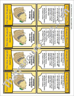 Get the Gospel! Trading Card on How to Celebrate Easter