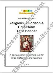 Religious Education & Catechism Year Planner