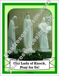 Poster of Our Lady of Knock