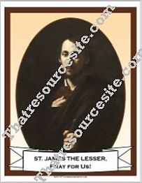 Poster of St. James the Lesser