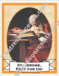 Poster of St. Jerome