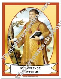 Poster of St. Lawrence