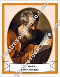 Poster of St. Mark