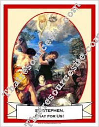 Poster of St. Stephen